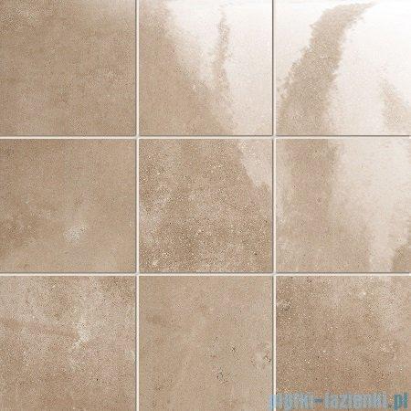 Tubądzin Epoxy brown 1 POL mozaika gresowa 29,8x29,8