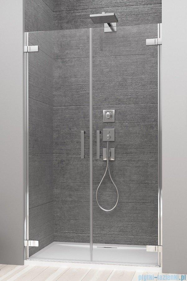 Radaway Arta Dwd drzwi wnękowe 120cm szkło przejrzyste 386034-03-01L/386034-03-01R