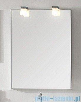 Antado lustro w aluminiowej ramie 50x80cm AL-50X80