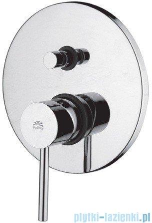 Paffoni Podtynkowy zestaw prysznicowy Stick ZPSK01