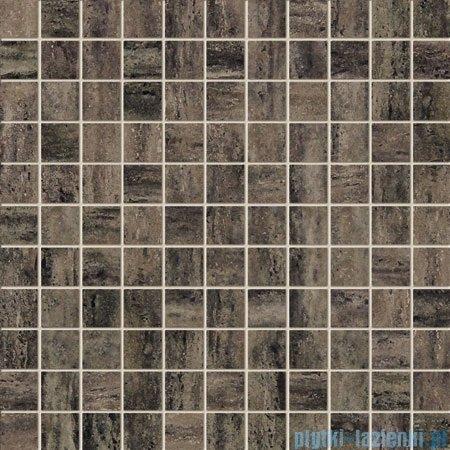 Domino Toscana brąz mozaika ścienna 30x30