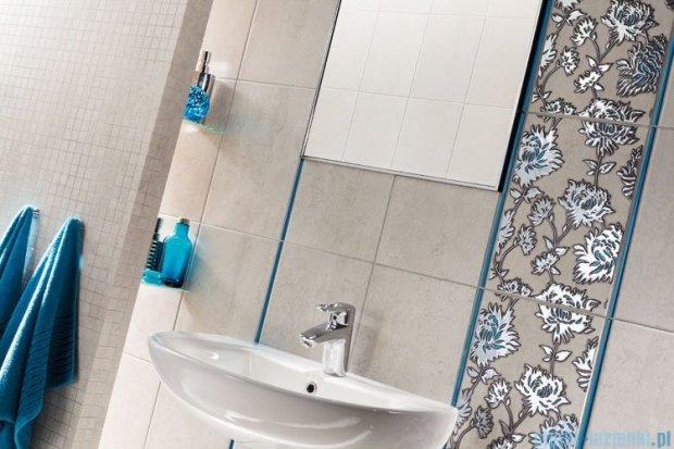 Domino Gris szary mozaika ścienna 30x30