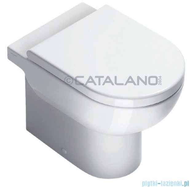 Catalano Sfera Wc 54 stojąca 54x35 biała 1VPS5400