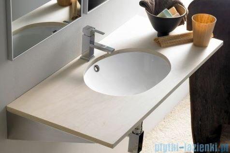 Bathco Modena umywalka 46,5x38,5cm podblatowa 0054