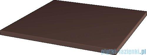 Paradyż Natural brown klinkier płytka bazowa 30x30