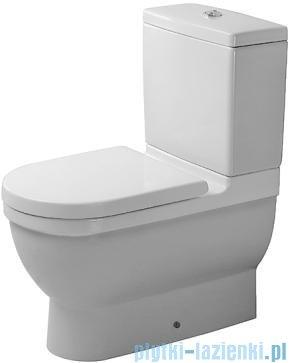Duravit Starck 3 miska toaletowa stojąca lejowa 360x655 012809 00 00