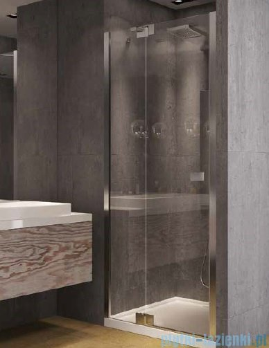 New Trendy drzwi prysznicowe Kamea 100cm lewe szkło przejrzyste EXK-1131