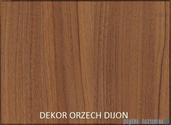 Antado Grande szafka podumywalkowa 80x50x80 orzech Dijon+biały GR-140/80-3734/WS