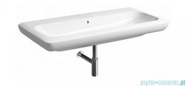 Koło Life! reflex umywalka 100cm bez otworu na baterie biała M21010900