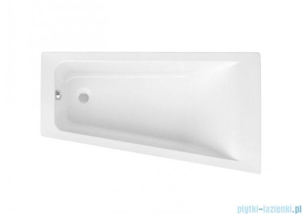 Roca Easy wanna 150x80cm prawa z hydromasażem Smart Water Plus Opcja A24T278000