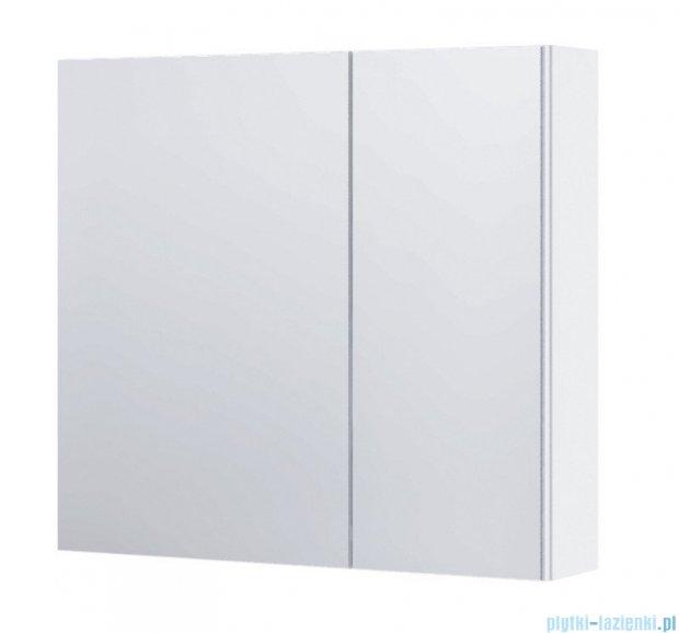Aquaform Dallas szafka wisząca z lustrem 65cm biały 0408-530121