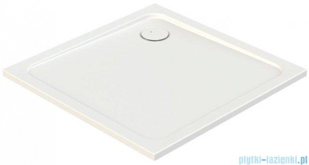 Sanplast Free Line brodzik kwadratowy B/FREE 90x90x2,5 cm + stelaż 615-040-4030-01-000