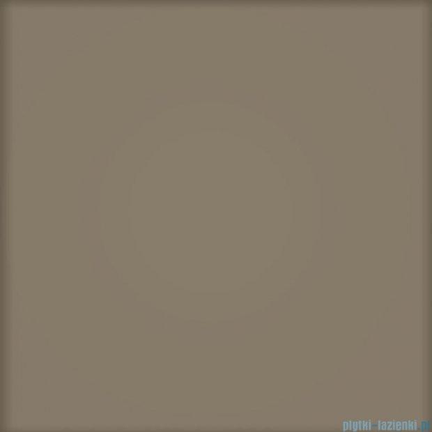 Tubądzin Pastel czekolada mat płytka ścienna 20x20