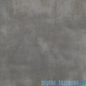 Paradyż Tecniq grafit mat płytka podłogowa 59,8x59,8