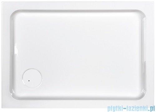 Sanplast Free Line brodzik prostokątny B/FREE 80x90x5 cm + stelaż 615-040-1350-01-000