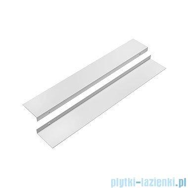 Koło Uni 2 Zestaw profili do instalacji wnękowej (frontowej) paneli biały SU00017