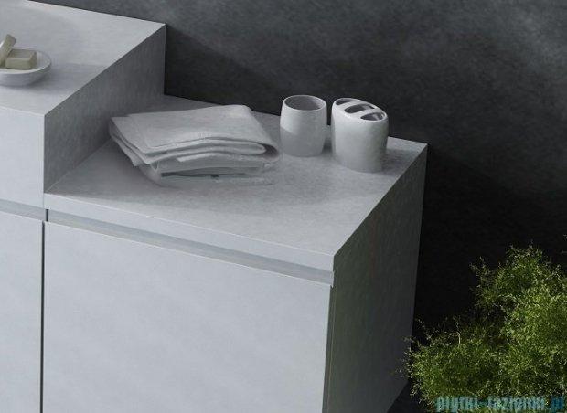 Antado Combi szafka dolna lewa 45x45x40 biała ALT-141/45-L-WS