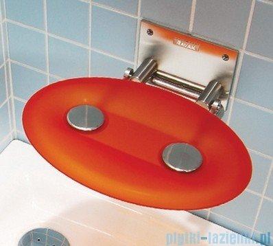 Ravak Siedzisko Ovo P- orange do kabin prysznicowych B8F0000005