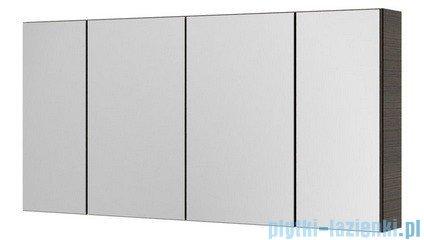 Aquaform Amsterdam szafka z lustrem 120cm biały 0408-202112