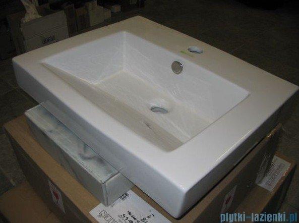 Bathco umywalka nablatowa Funchal 55x44,5 cm 0062