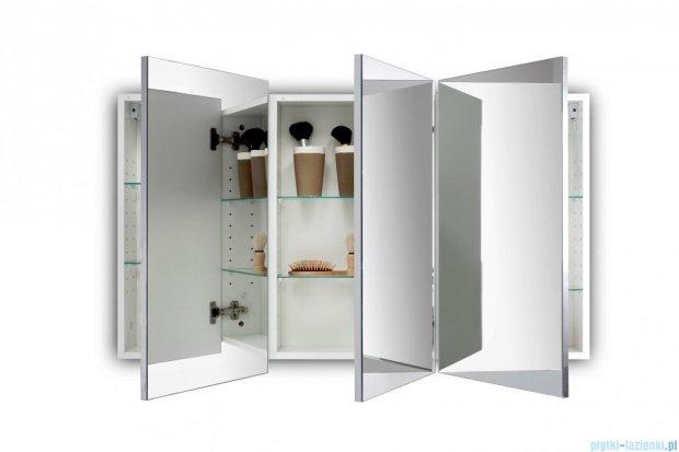 Antado Anta Szafka lustrzana 3-drzwiowa 90x15x70cm AN-090