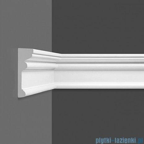 Dunin Wallstar profil dekoracyjny ścienny gładki 9x2,8x200cm PP-091