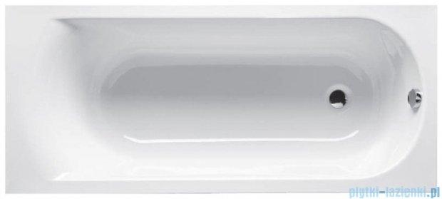 Riho Miami wanna prostokątna 160x70cm biała BB60