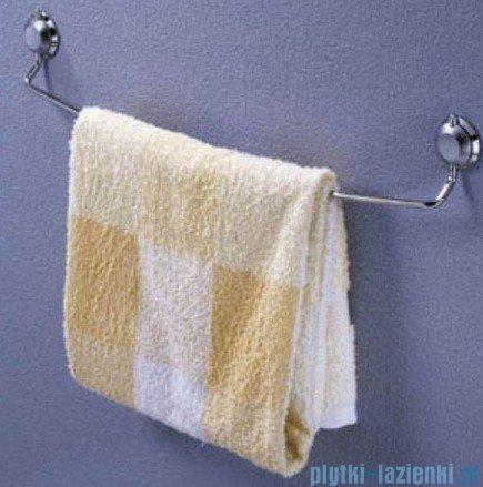 Tiger Torino Wieszak na ręcznik pojedynczy chrom 3811.03