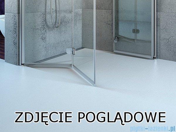 Radaway Arta Kdj I kabina 100x80cm lewa szkło przejrzyste 386083-03-01L/386020-03-01