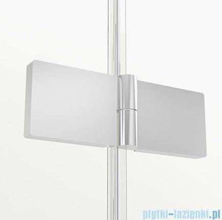 New Trendy New Soleo parawan nawannowy 2-skrzydłowy 100x140 cm lewy przejrzyste P-0028