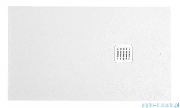 Roca Terran 100x80cm brodzik prostokątny z kompozytu biały AP013E832001100