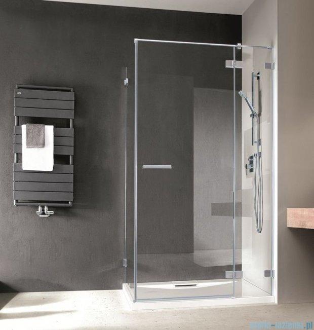 Radaway Euphoria KDJ Kabina prysznicowa 90x110 prawa szkło przejrzyste 383044-01R/383053-01