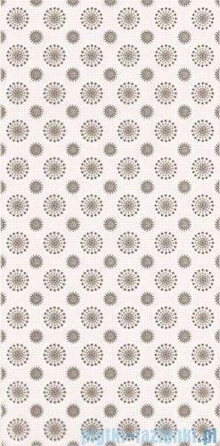 Paradyż Piumetta bianco B inserto ścienne 29,5x59,5