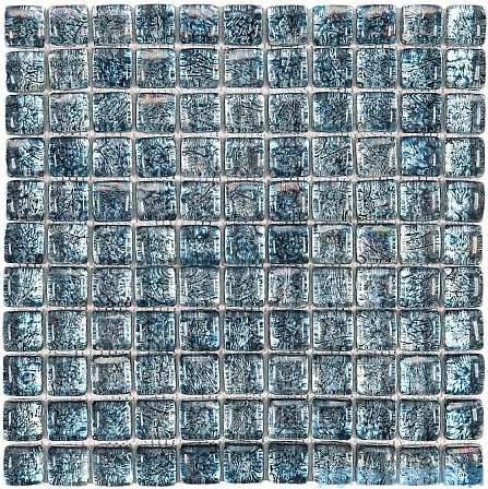 Dunin Fat Cube mozaika szklana 30x30 model marine 25