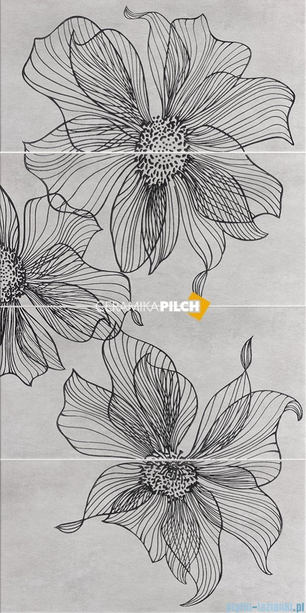 Dekor Pilch Vulcano 1 30x60