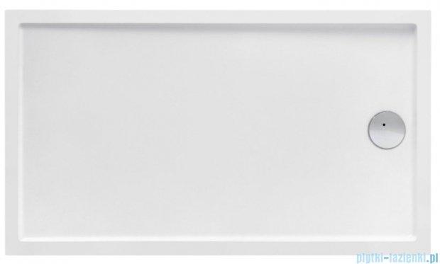 Roca Granada Brodzik Prostokątny z obudową 140x80x13,5cm Biały Akryl A276266001