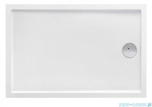 Roca Granada Brodzik Prostokątny 120x80x13,5cm z obudową Biały Akryl A276265000