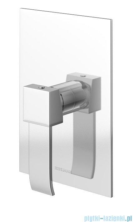 Kohlman Axis zestaw prysznicowy chrom QW220NQ20