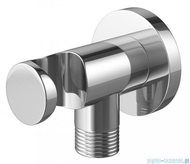 Kohlman Roxin zestaw prysznicowy chrom QW210RR25