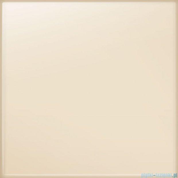 Tubądzin Pastel kość słoniowa mat płytka ścienna 20x20