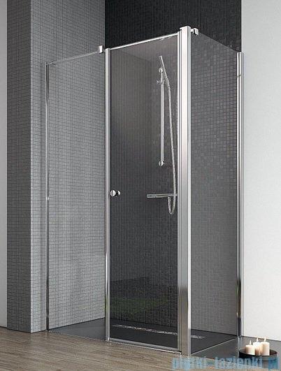 Radaway Eos II KDS kabina prysznicowa 90x80 lewa szkło przejrzyste 3799481-01L/3799410-01R