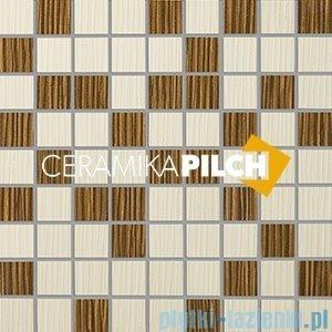 Mozaika ścienna Pilch Zebrano 1 krem 30x30