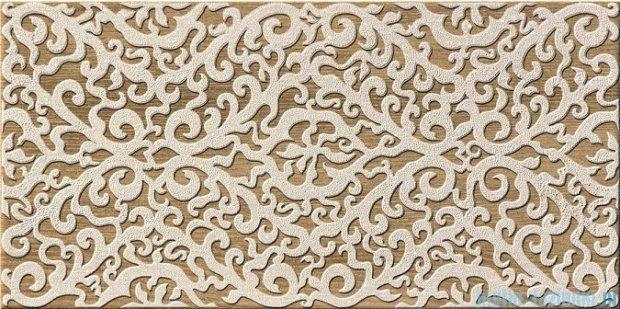 Tubądzin Ilma ornament dekor ścienny 22,3x44,8