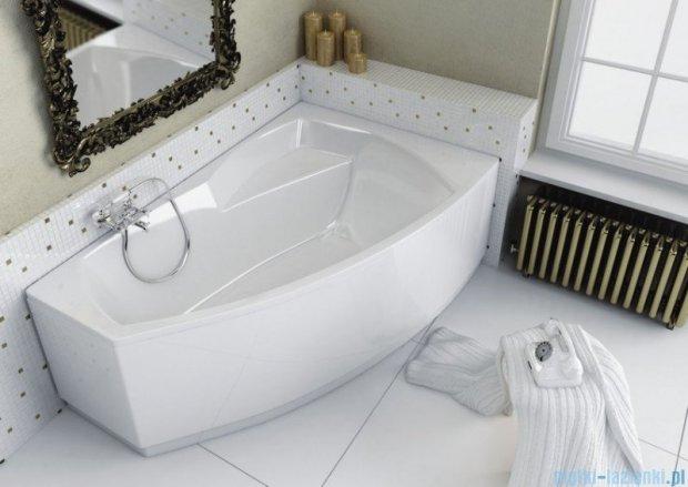 Aquaform Senso wanna asymetryczna 160x105cm prawa 05190