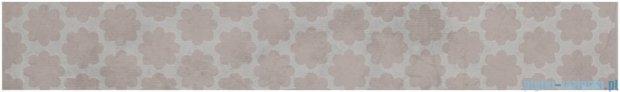 Kwadro Stacatto beige listwa 4,8x33,3