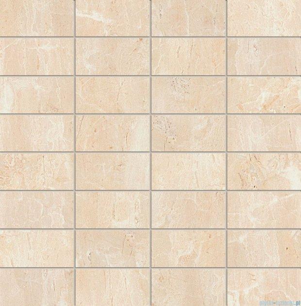 Tubądzin Bellante beige mozaika ścienna 30,3x30,8