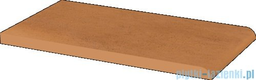 Paradyż Aquarius brown klinkier parapet 13,5x24,5