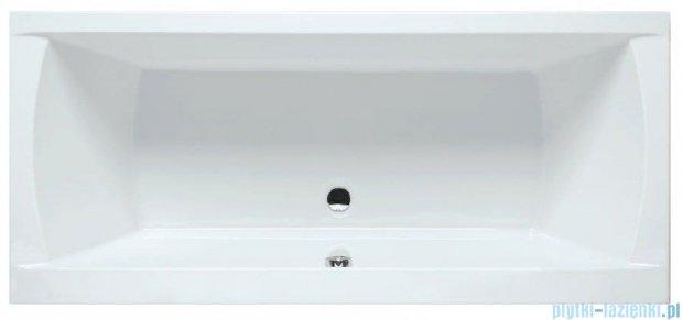 Riho Julia wanna prostokątna 180x80 z hydromasażem LUX Hydro 4+4+2/Aero11 BA72L8