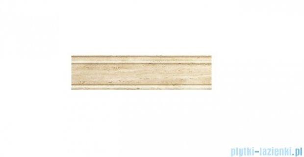 Listwa ścienna Tubądzin Travertine 2A 59,8x14,8