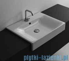 Kerasan Cento Umywalka stojąca lub wisząca 60x45  3547